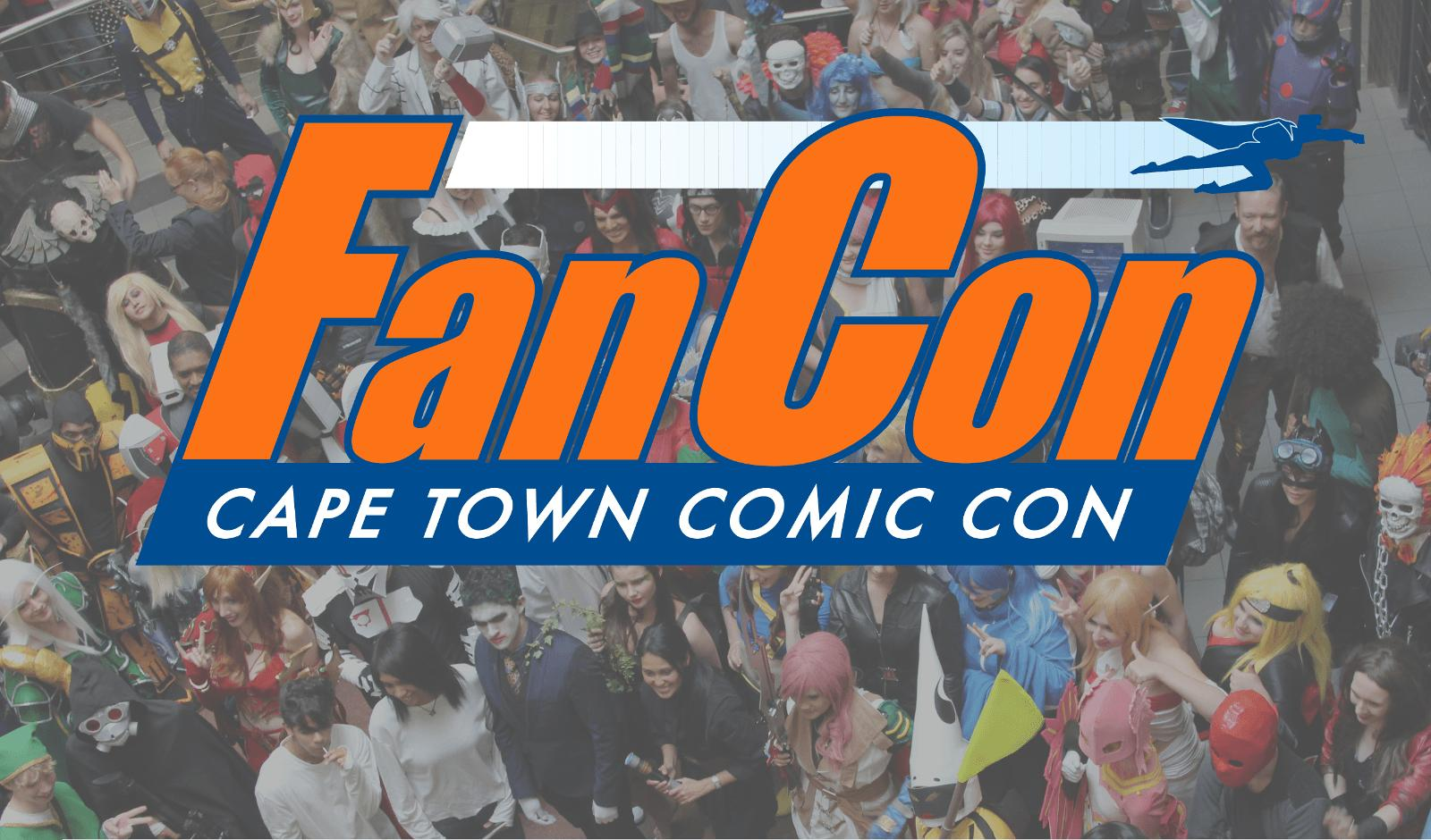 Win A Full 3 Day Pass To FanCon Cape Town Comic Con This Weekend
