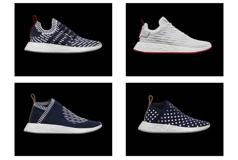 adidas Originals Drop the Updated Sockfit NMD