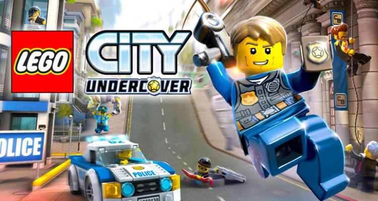 LEGO City Undercover Review - Saving LEGO City One Brick At A Time