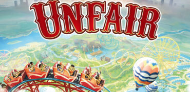 Unfair Board Game Review - Build The Best Theme Park, Whatever It Takes