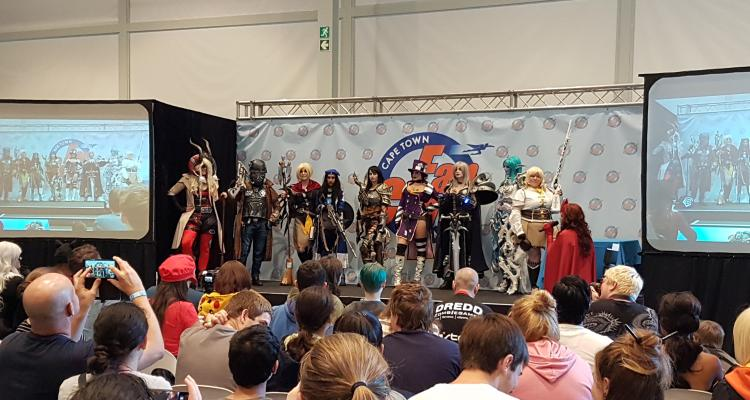 Cape Town FanCon 2017
