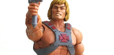 My Life In Plastic: He-Man | Masters Of The Universe Classics