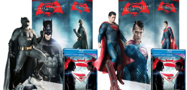 Batman v Superman Is Now On The All-Time Best Selling Blu-Ray List