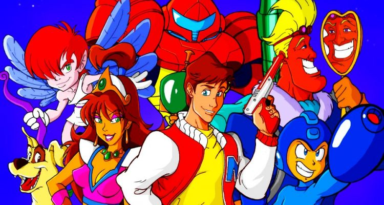 Cartoons Based On Video Games That You Might Have Forgotten About
