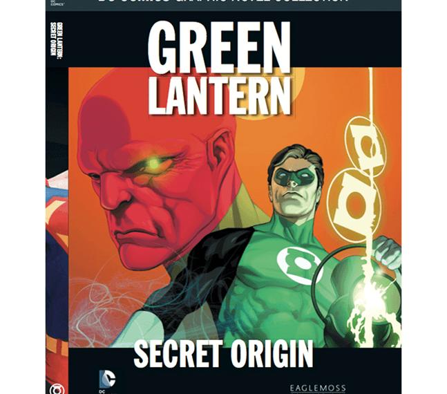 DC Comics Graphic Novel Collection – Green Lantern: Secret Origin