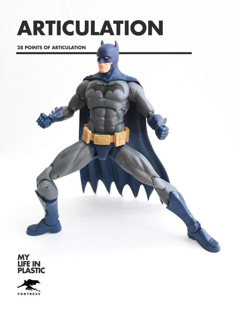FOS Review _ Batman _ Articulation