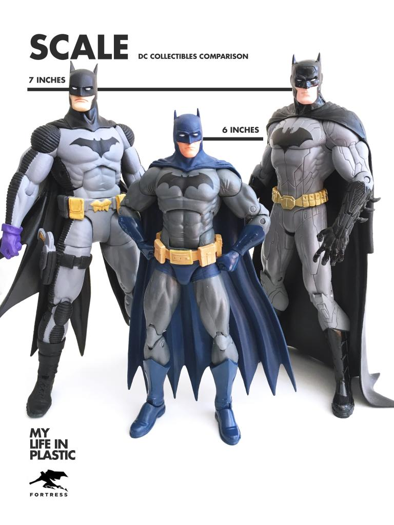 FOS Review _ Batman _ Scale 1