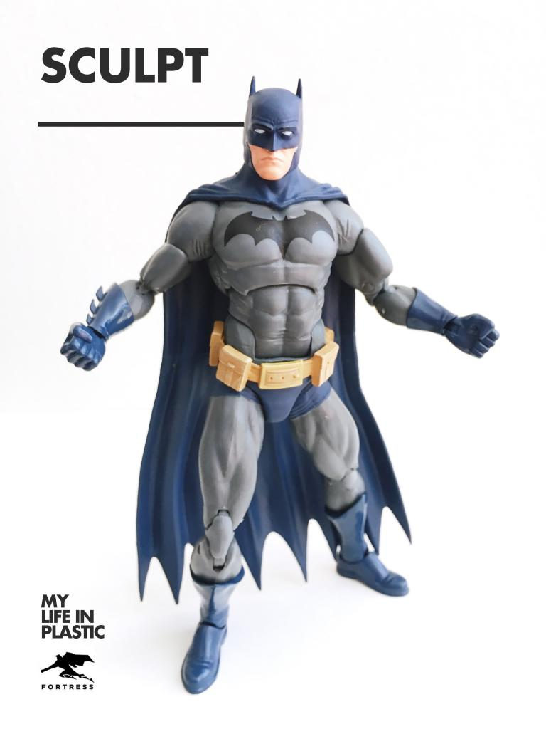 FOS Review _ Batman _ Sculpt