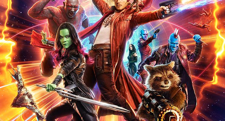 Should You Watch Guardians Of The Galaxy Vol. 2 At Numetro's 4DX