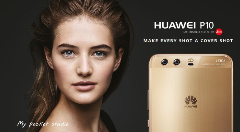 Huawei Officially Launches the P10 and P10 Plus in SA
