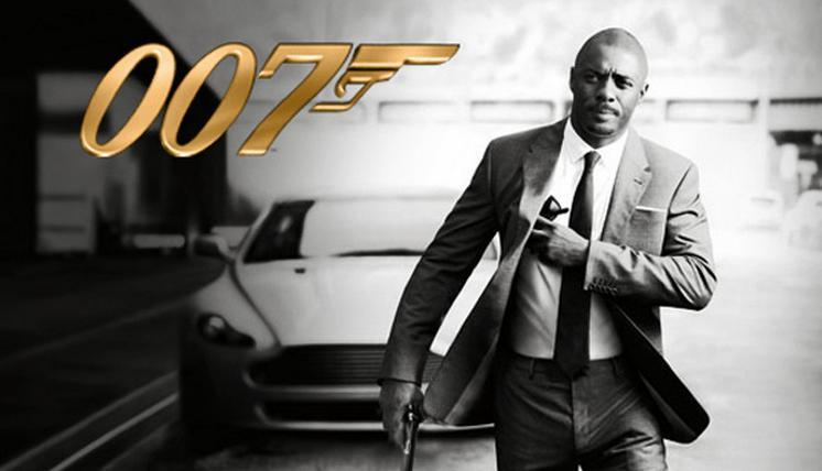 Idris Elba Bond