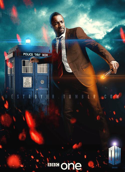 Idris Elba Doctor Who