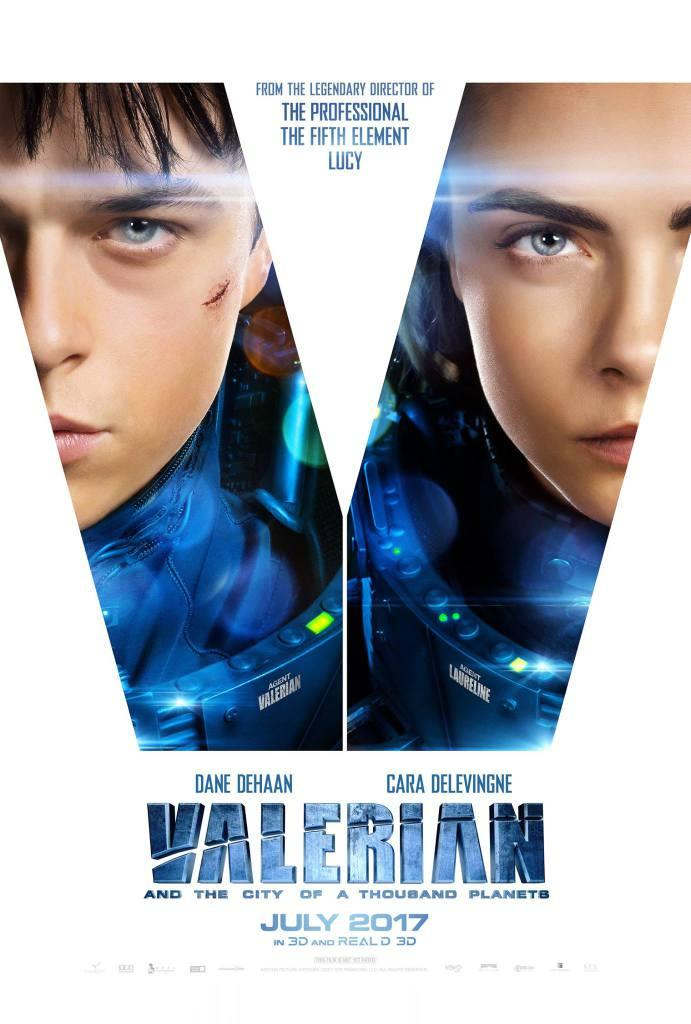 Valerian and the City of a Thousand Planets releases in South African cinemas on 21st of July 2017.