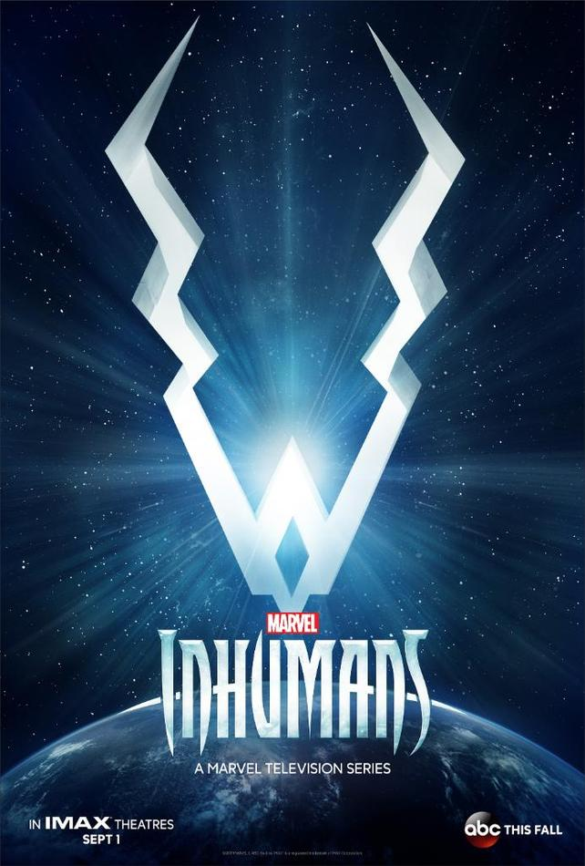 Marvel's Inhumans Gets A Cast Photo And Poster