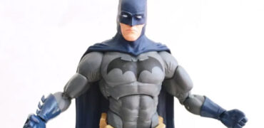 My Life In Plastic - DC Icons Batman Review