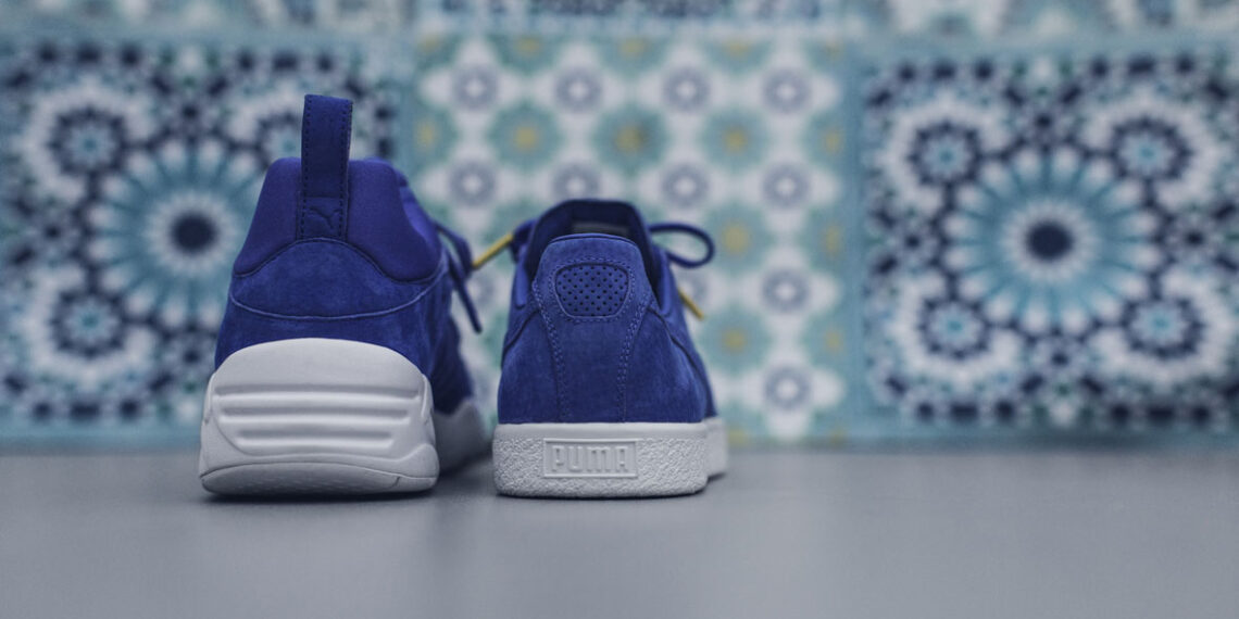 Puma Brings the Gardens of Morocco to Two Classic Sneakers