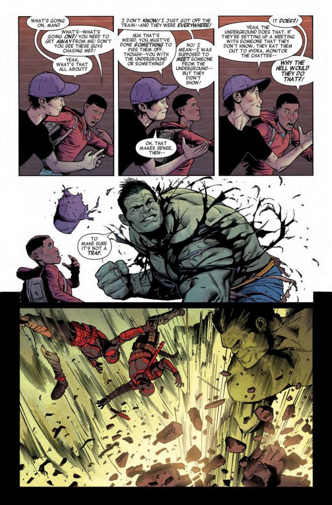 Secret Empire #1 Comic Book Review