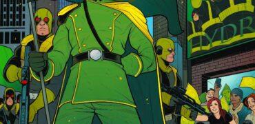 Steve Rogers Captain America #17