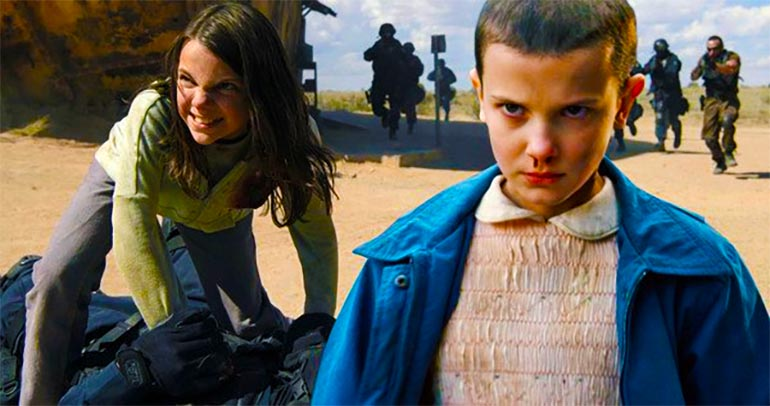 Stranger Things Star Millie Bobby Brown Auditioned For 'Logan'