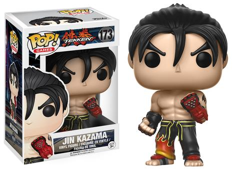 TEKKEN 7 Jin GLAM Pop Figure