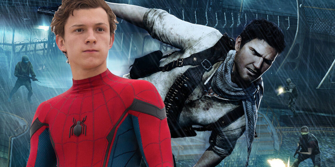 Uncharted Movie Gets Tom Holland As Nathan Drake