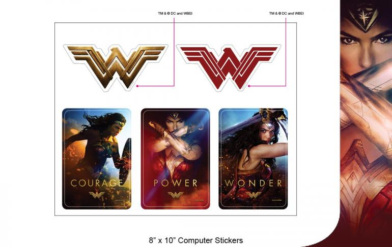 Win Exclusive 'Wonder Woman' Movie Merchandise