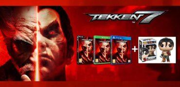 Win A Copy Of Tekken 7 Along With A Jin Kazama Funko Pop figure