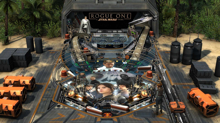 Star Wars Pinball Season 1 Game Review - Not As Fun As The Real Thing