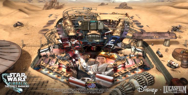 Star Wars Pinball Season 1 Game Review - Not As Fun As The Real Thing