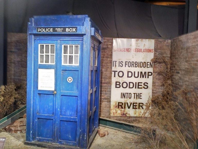 1963 TARDIS