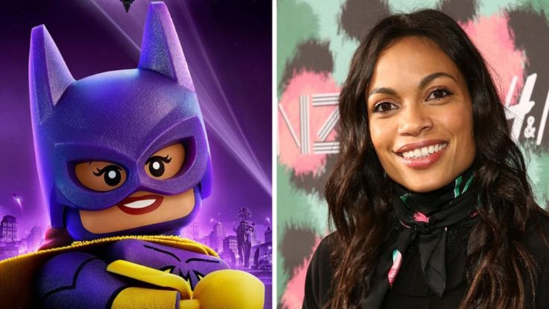 7 Actresses Who Could Play Batgirl In Joss Whedon's DC Film Rosario Dawson