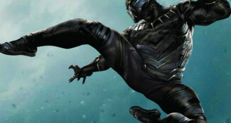 As Expected, There Are Idiots Who Find The Black Panther Trailer Racist
