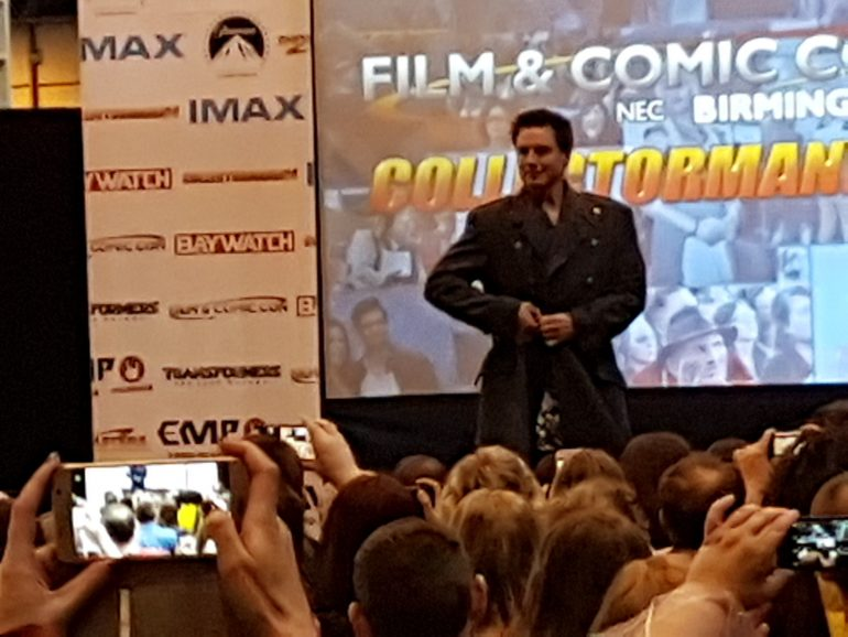 Barrowman Takes The Stage