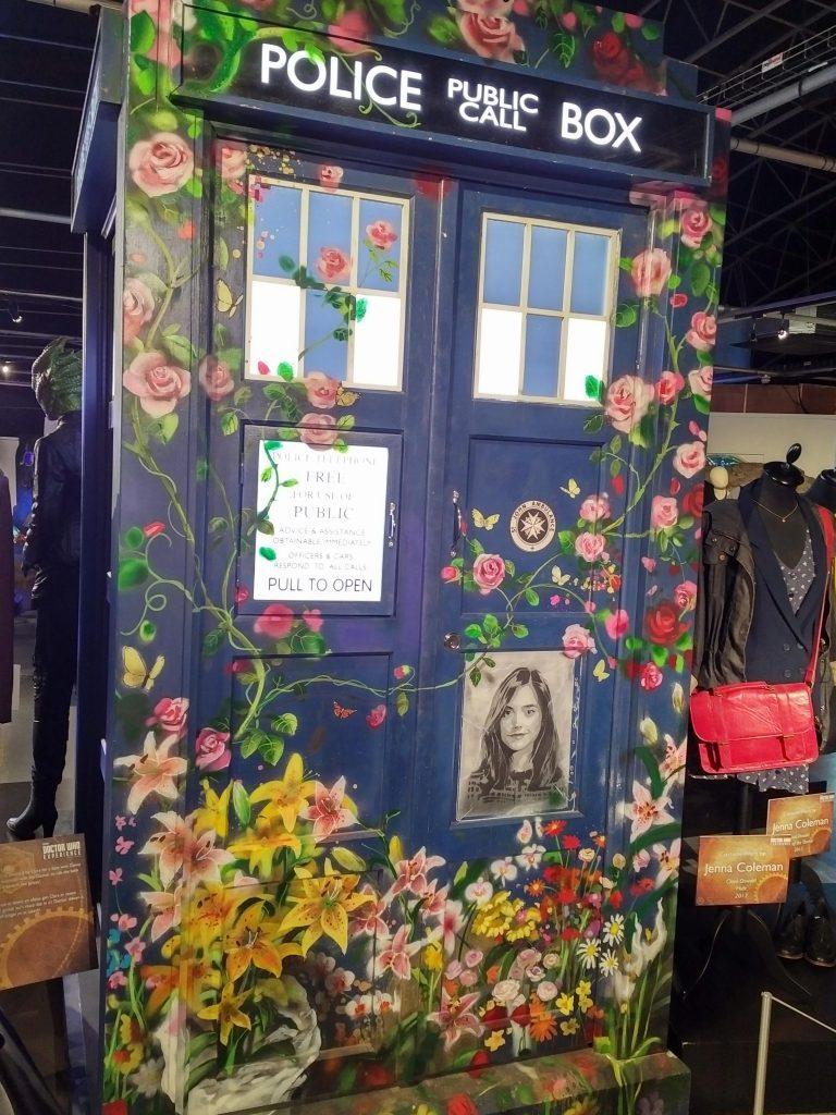 Clara TARDIS