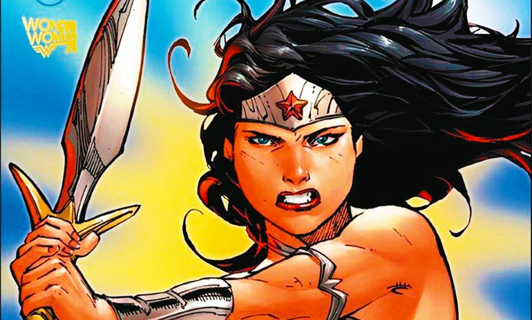 Win A Wonder Woman: The Ultimate Guide to the Amazon Warrior Book