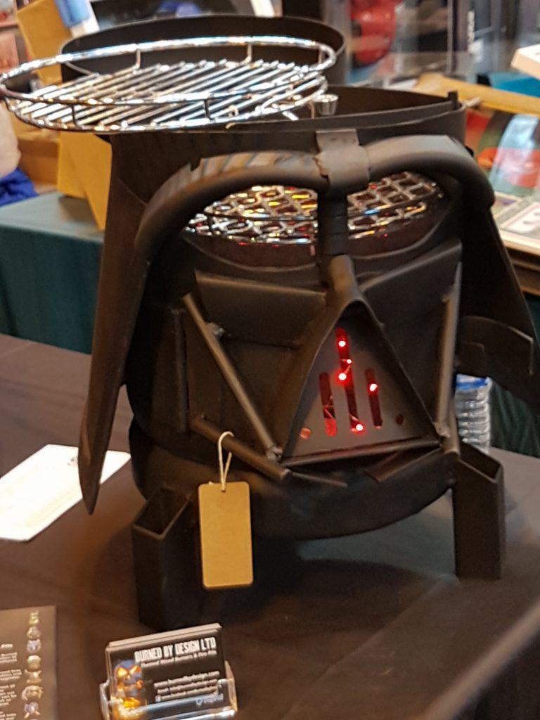 Darth Vader Barbecue