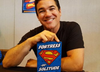Dean Cain Collectormania 24 Convention Cons And Pros These 3D Lamps Are Too Awesome Geek