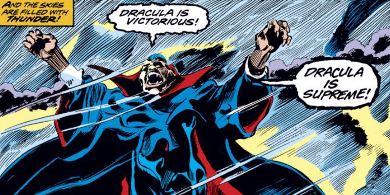 Dracula weather manipulation