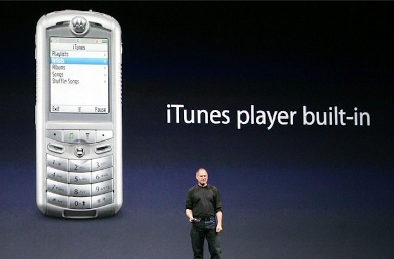 What the Original Apple iPhone Almost Looked Like