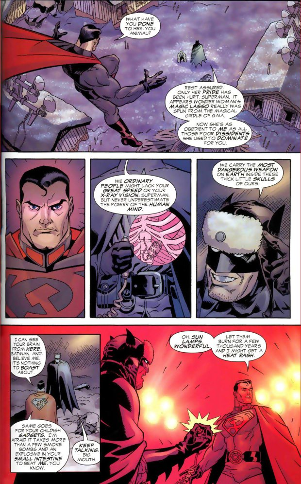 Is DC Seriously Planning A Superman Red Son Movie