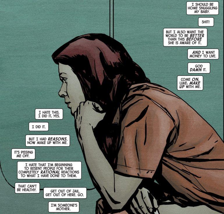 Jessica Jones #9 Review