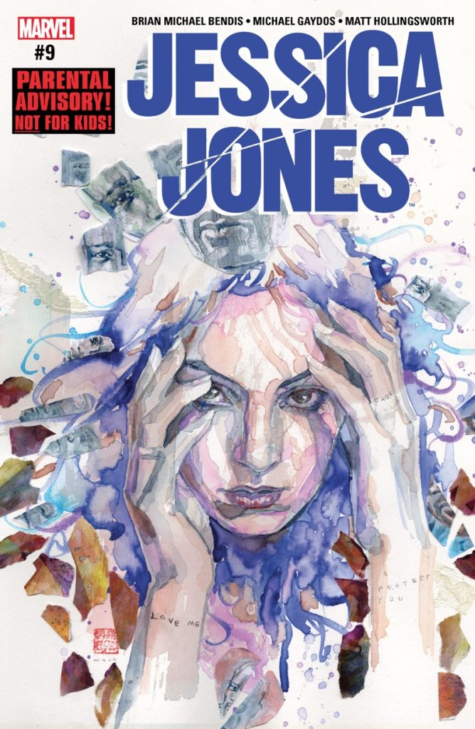 Jessica Jones #9 Review