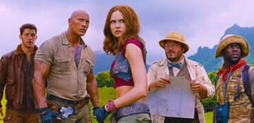 Jumanji: Welcome To The Jungle Trailer Is Here And It's... Not What We Expected