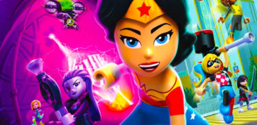 LEGO DC Super Hero Girls: Brain Drain trailer Is Cute