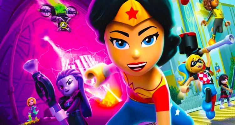 LEGO DC Super Hero Girls: Brain Drain trailer Is Cute