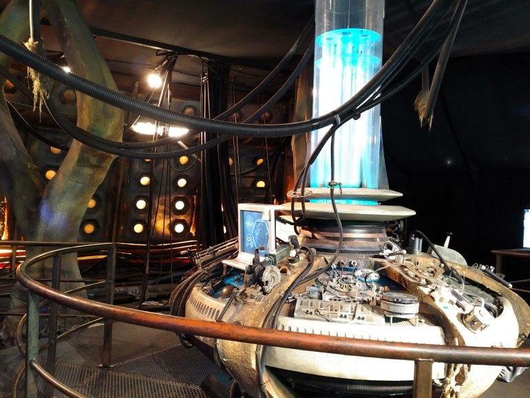Ninth Doctor Tardis Console
