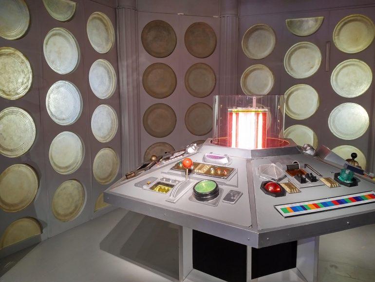 Retro TARDIS