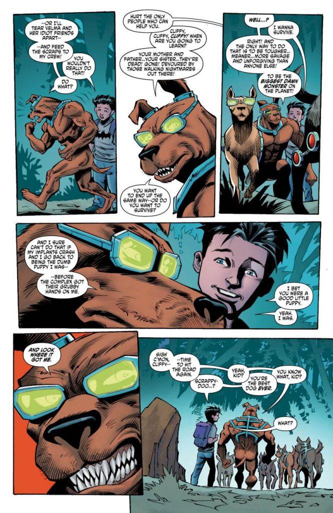 Scooby Apocalypse #14 Comic Book Review