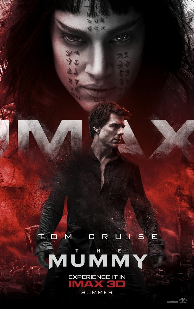 The Mummy IMAX Trailer