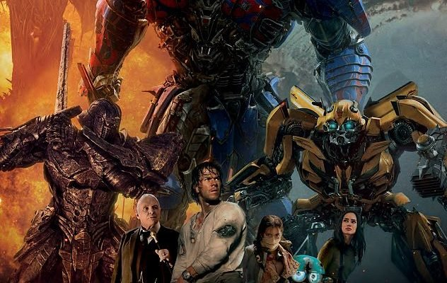 The New 'Transformers: The Last Knight' Poster Is Uglier Than That 'Spider-Man Homecoming' Poster